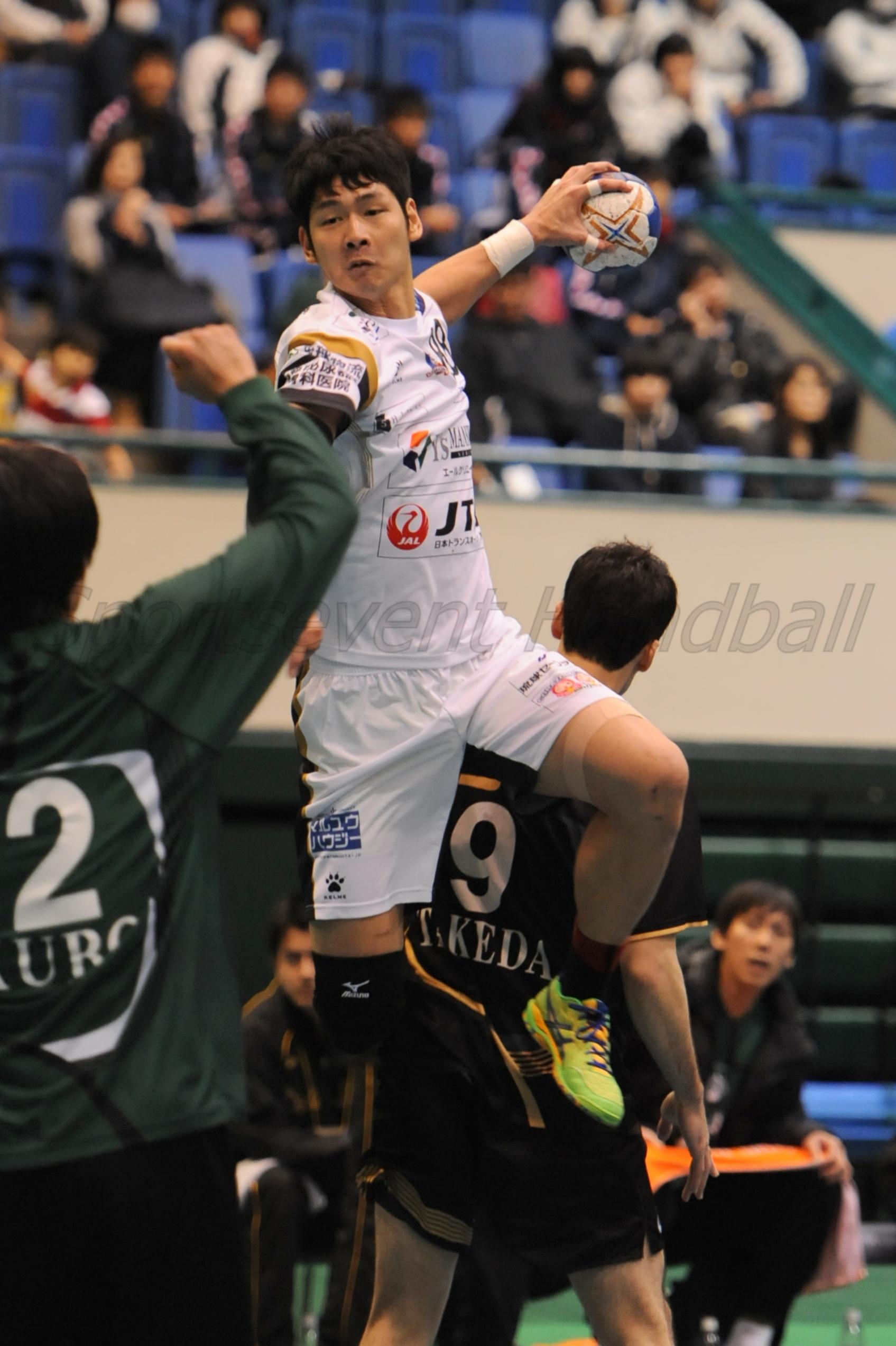 年末の日本選手権で存在感を示した琉球・趙顯章