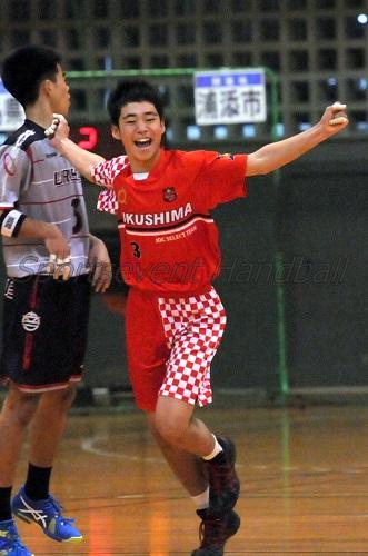 福島選抜・吉岡選手