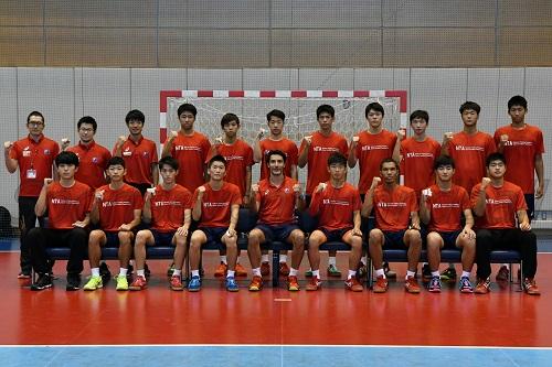 男子U-16代表チーム