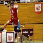 サイドシュートでチーム最多の9得点(photo by 田口有史)