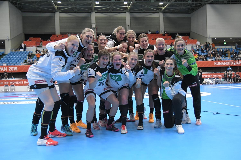 3連勝で1次リーグ突破に大きく前進したドイツ