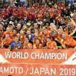ついに初の世界一の座についたオランダ