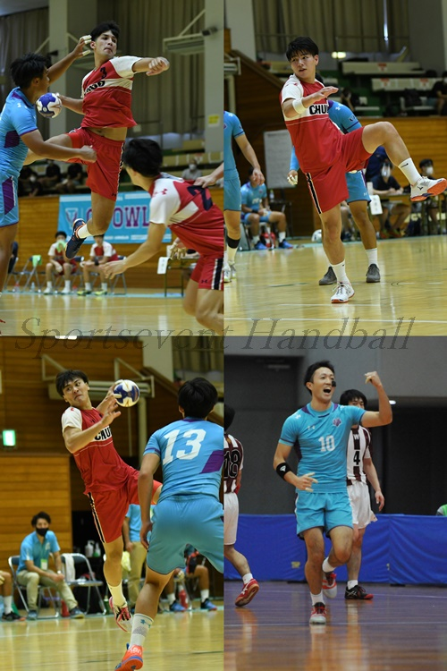 東京に追加登録された4選手。左上から時計回りに部井久、中村、平本、蔦谷。