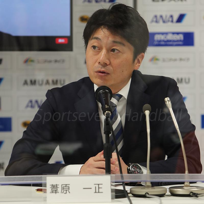 一般社団法人日本ハンドボールリーグの初代代表理事に内定した葦原一正氏